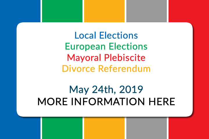 Local & European Elections 2019